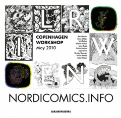 Nordicomics.info - Copenhagen Workshop May 2010