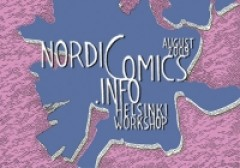 Nordicomics.info - Helsinki Workshop August 2009